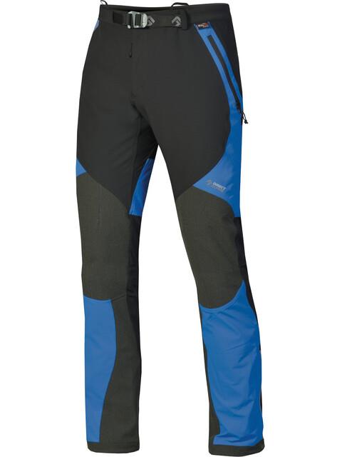 Directalpine Cascade Plus 1.0 - Pantalones de Trekking Hombre - azul/negro